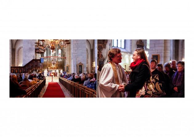 biskop koskinnen Gotlands allehanda Mitra domkyrkan