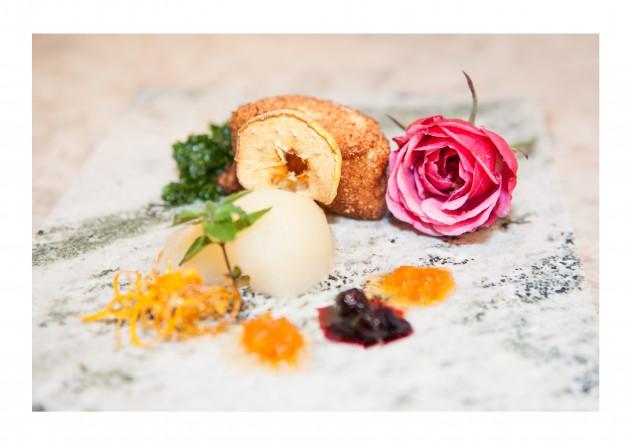 mat ost friterad camenbert från Stavfa gård gotland kokbok Gutt fra gotland