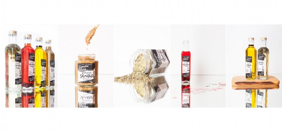 produkt sjaustrukocken startbild senap vinäger kryddor salladsolja
