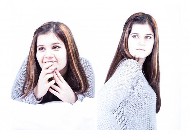 evelin porträtt studiofotografering