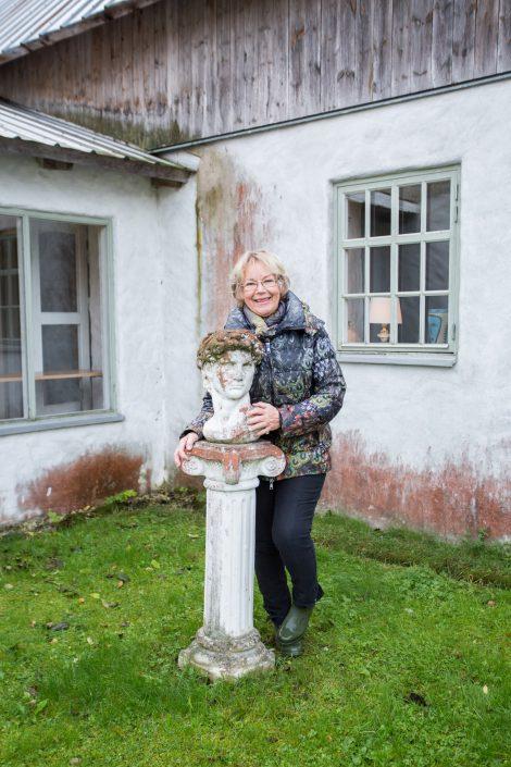Birgitta Belin Konstnärsgården Fotograf Malin Fotograf Gotland Fotograf Malin Vinblad